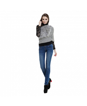 Women's Skinny Jeans Candy 20Colour